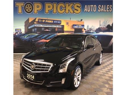 2014 Cadillac ATS 2.0L Turbo Performance (Stk: 191952) in NORTH BAY - Image 1 of 27