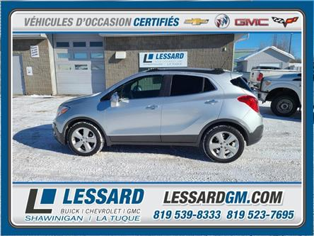 2015 Buick Encore Leather (Stk: 20-514AS) in Shawinigan - Image 1 of 22