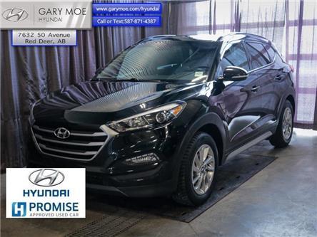 2017 Hyundai Tucson 2.0L Luxury AWD (Stk: 1TU9355A) in Red Deer - Image 1 of 25