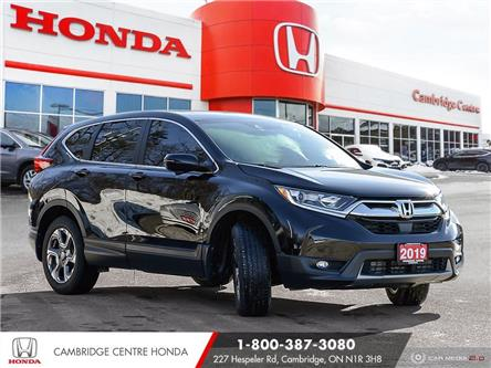 2019 Honda CR-V EX (Stk: 21341A) in Cambridge - Image 1 of 27