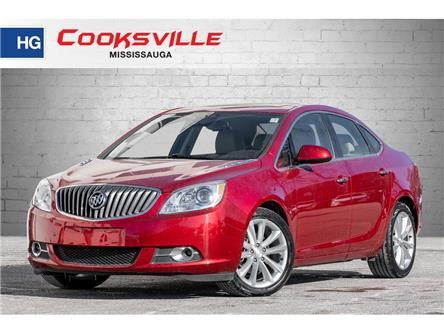2015 Buick Verano Leather (Stk: 563524TT) in Mississauga - Image 1 of 21