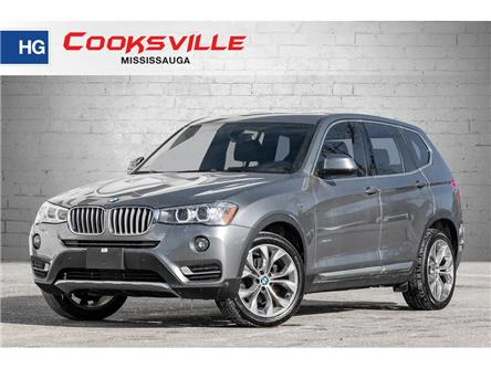 2017 BMW X3 xDrive28i (Stk: 8331PT) in Mississauga - Image 1 of 22