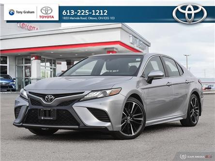 2018 Toyota Camry XSE (Stk: 60032A) in Ottawa - Image 1 of 30