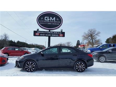 2019 Toyota Corolla XSE (Stk: KC182583) in Rockland - Image 1 of 13