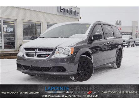 2017 Dodge Grand Caravan CVP/SXT (Stk: 20213A) in Pembroke - Image 1 of 26