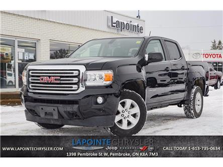 2018 GMC Canyon  (Stk: P3595) in Pembroke - Image 1 of 28