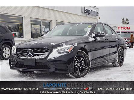 2019 Mercedes-Benz C-Class Base (Stk: P3597) in Pembroke - Image 1 of 30
