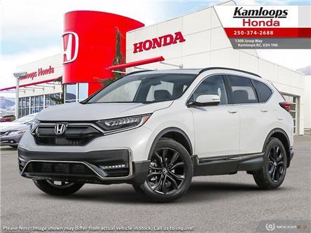2021 Honda CR-V Black Edition (Stk: N15212) in Kamloops - Image 1 of 23
