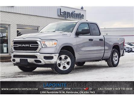 2021 RAM 1500 Tradesman (Stk: 21019) in Pembroke - Image 1 of 29