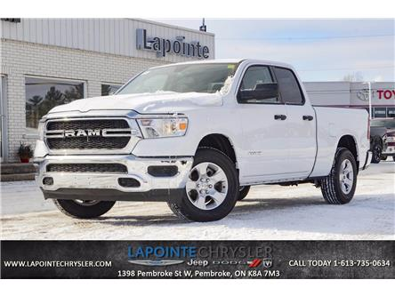 2021 RAM 1500 Tradesman (Stk: 21017) in Pembroke - Image 1 of 27