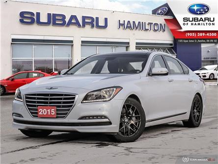2015 Hyundai Genesis 3.8 Luxury (Stk: S8325A) in Hamilton - Image 1 of 27