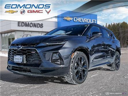 2021 Chevrolet Blazer RS (Stk: 1263) in Huntsville - Image 1 of 27
