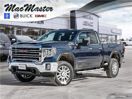 2021 GMC Sierra 2500HD SLT (Stk: 21341) in Orangeville - Image 1 of 29