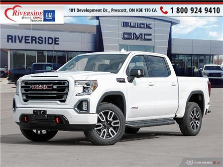 2021 GMC Sierra 1500 AT4 (Stk: Z21033) in Prescott - Image 1 of 23