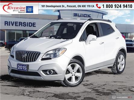 2015 Buick Encore Leather (Stk: Z21030A) in Prescott - Image 1 of 27