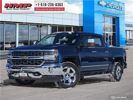 2017 Chevrolet Silverado 1500  (Stk: 89119) in Exeter - Image 1 of 27