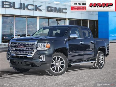 2021 GMC Canyon Denali (Stk: 89850) in Exeter - Image 1 of 27