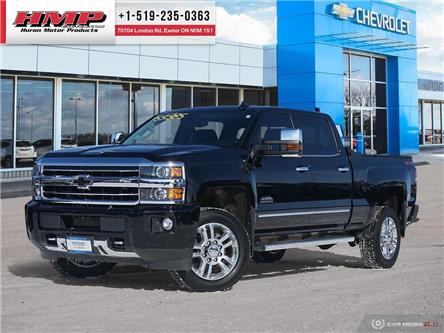 2019 Chevrolet Silverado 2500HD High Country (Stk: 89671) in Exeter - Image 1 of 27