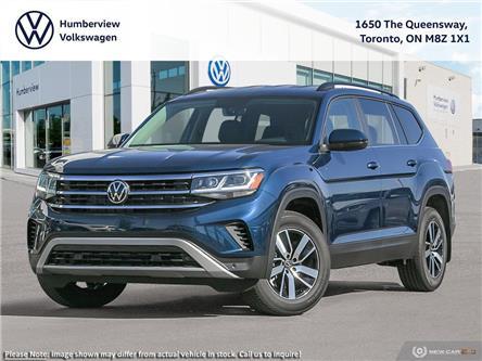 2021 Volkswagen Atlas 3.6 FSI Comfortline (Stk: 98329) in Toronto - Image 1 of 23