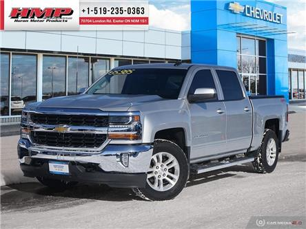 2018 Chevrolet Silverado 1500  (Stk: 81067) in Exeter - Image 1 of 27