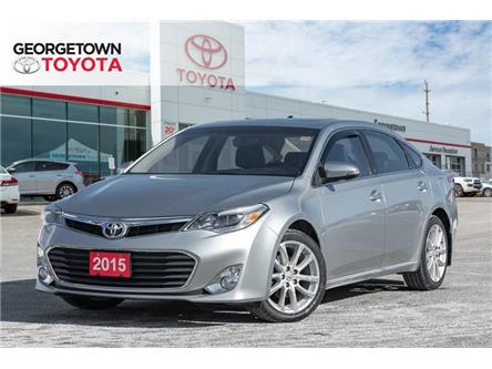 2015 Toyota Avalon Limited (Stk: 15-42991GT) in Georgetown - Image 1 of 22
