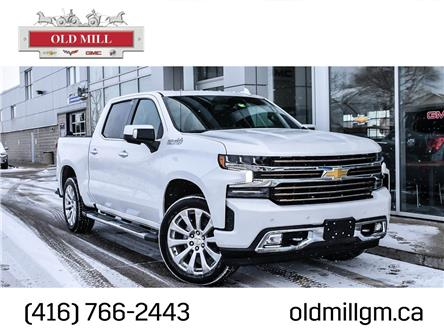 2021 Chevrolet Silverado 1500 High Country (Stk: MZ150040) in Toronto - Image 1 of 29
