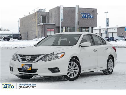 2017 Nissan Altima 2.5 SV (Stk: 319901) in Milton - Image 1 of 18