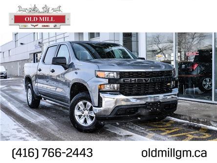 2021 Chevrolet Silverado 1500 Work Truck (Stk: MZ105856) in Toronto - Image 1 of 23