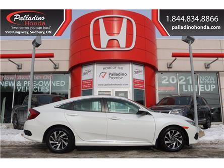 2018 Honda Civic EX (Stk: U9888A) in Sudbury - Image 1 of 36