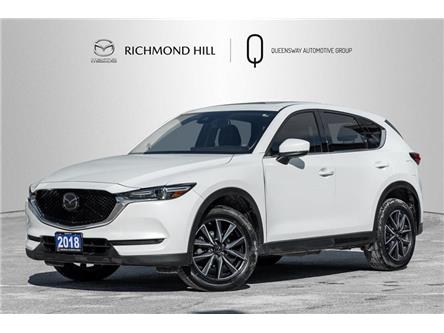 2018 Mazda CX-5 GT (Stk: 21-249A) in Richmond Hill - Image 1 of 24