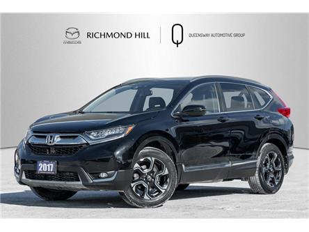 2017 Honda CR-V Touring (Stk: 21-253A) in Richmond Hill - Image 1 of 24