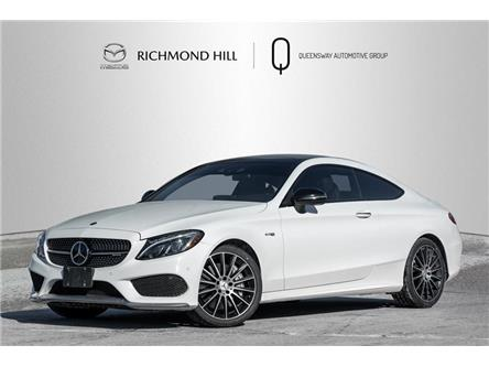 2017 Mercedes-Benz AMG C 43 Base (Stk: P0593) in Richmond Hill - Image 1 of 24