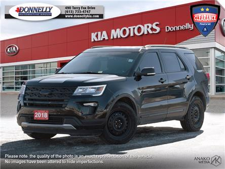 2018 Ford Explorer XLT (Stk: KUR2475A) in Kanata - Image 1 of 29