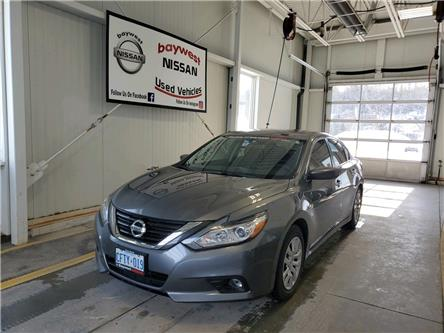 2018 Nissan Altima 2.5 S (Stk: P0865) in Owen Sound - Image 1 of 11