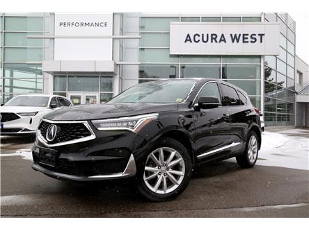 2019 Acura RDX Tech (Stk: ) in London - Image 1 of 27