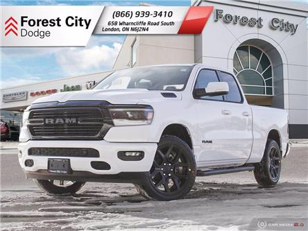 2021 RAM 1500 Sport (Stk: 21-R012) in London - Image 1 of 31