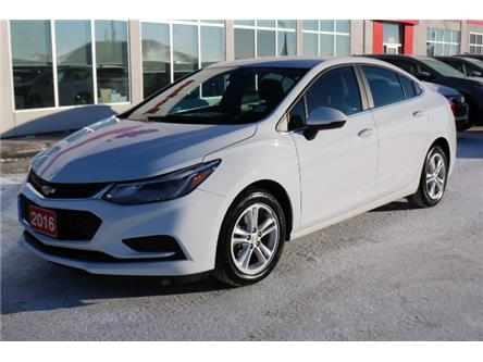 2016 Chevrolet Cruze LT Auto (Stk: U1224) in Fort St. John - Image 1 of 19