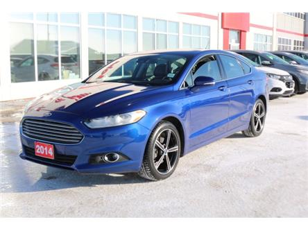 2014 Ford Fusion SE (Stk: U1222) in Fort St. John - Image 1 of 20