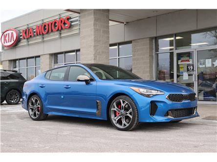 2021 Kia Stinger GT Limited w/Black Interior (Stk: 96307) in Cobourg - Image 1 of 29