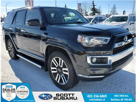2018 Toyota 4Runner SR5 (Stk: 01459U) in Red Deer - Image 1 of 30
