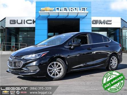 2017 Chevrolet Cruze LT Auto (Stk: 217576A) in Burlington - Image 1 of 29