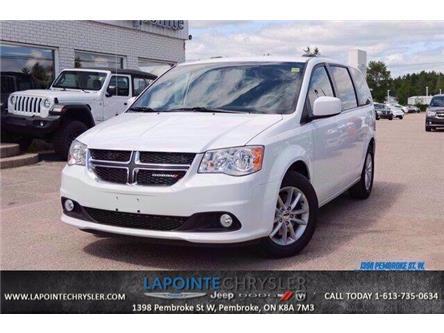 2020 Dodge Grand Caravan Premium Plus (Stk: 20132) in Pembroke - Image 1 of 23