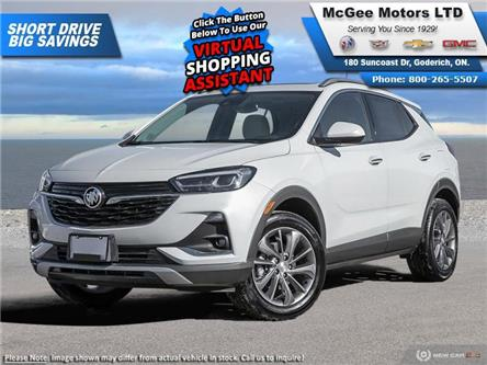 2021 Buick Encore GX Essence (Stk: 053159) in Goderich - Image 1 of 23