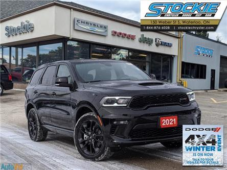2021 Dodge Durango GT (Stk: 35895) in Waterloo - Image 1 of 16
