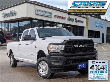 2021 RAM 2500 Tradesman (Stk: 35902) in Waterloo - Image 1 of 15