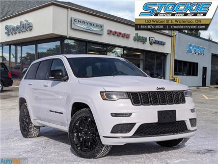 2021 Jeep Grand Cherokee Limited (Stk: 35909) in Waterloo - Image 1 of 16