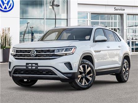 2021 Volkswagen Atlas Cross Sport 2.0 TSI Comfortline (Stk: AC21012) in Sault Ste. Marie - Image 1 of 23