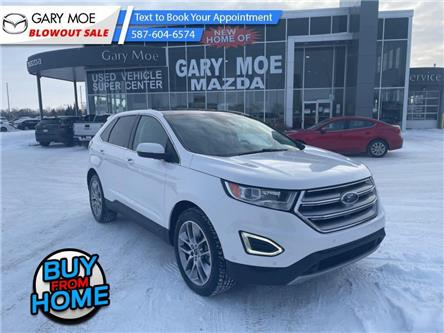2015 Ford Edge TITANIUM (Stk: ML0568) in Lethbridge - Image 1 of 30