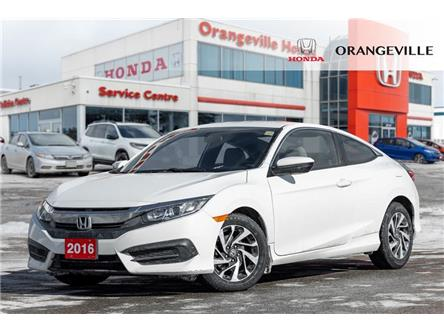 2016 Honda Civic LX (Stk: V21077A) in Orangeville - Image 1 of 19