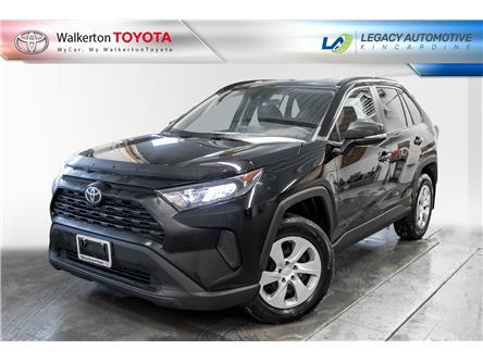 2019 Toyota RAV4 LE (Stk: P9031) in Kincardine - Image 1 of 17